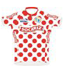Maillot pois rouges