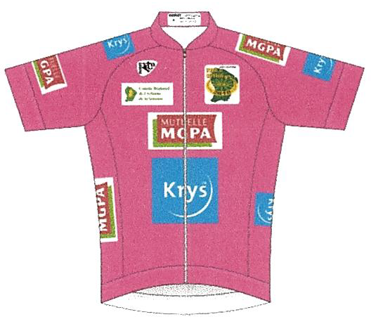 Maillot Rose