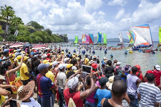 Le Tour de Martinique des Yoles Rondes : Rendez vous en 2021 – Ini
